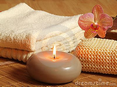 spa relax stock photo image