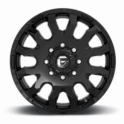 Blitz Fuel Dually D675 Gloss Wheels