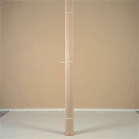 Inexpensive Basement Pole Wrap Ideas New Basement And