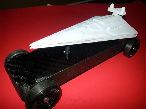 Pinewood Derby Templates Wars by Imperial Destroyer Boys Magazine