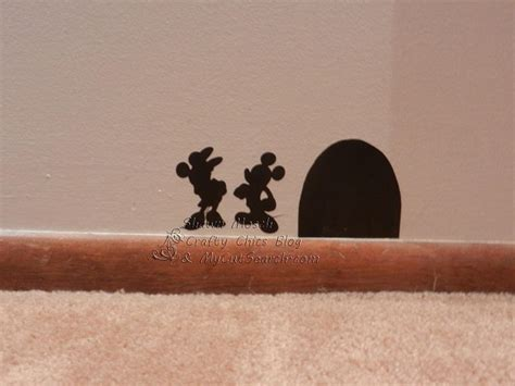 mouse hole wall decor favecraftscom