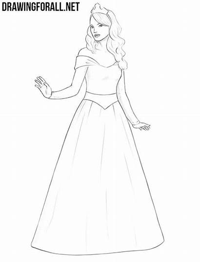Draw Princess Drawingforall Easy Realistic Person Arm