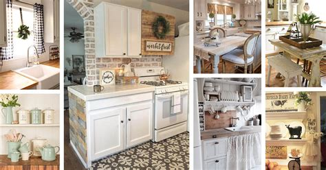 best country kitchen accessories 27 best country cottage style kitchen decor ideas and 4441