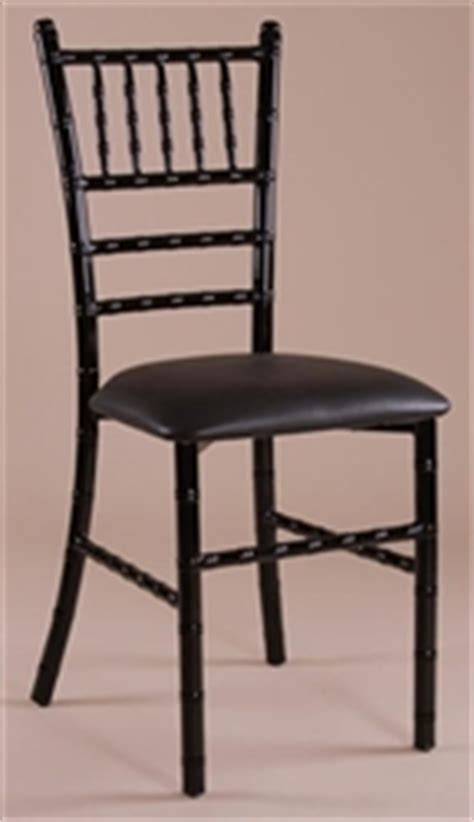 black cheap discounted metal chiavari chair metal