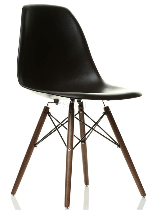 charles eames style dsw abs plastic dining chair