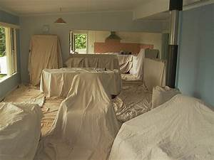 why you need a professional painter avon simsbury With sheets to cover furniture