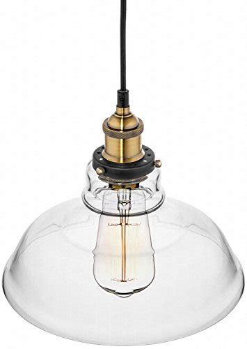 kitchen pendant lighting glass shades farmhouse clear glass shade ceiling pendant lighting 8385