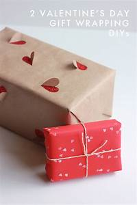 2 simple Valentine's Day gift wrapping ideas - The House ...