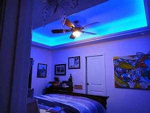 20+ Awesome led Bedroom Ideas for Walls and Decoration