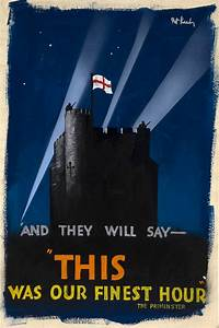 what are the finest photographs to use on the glorious ww2 posters of patrick cokayne keely flashbak