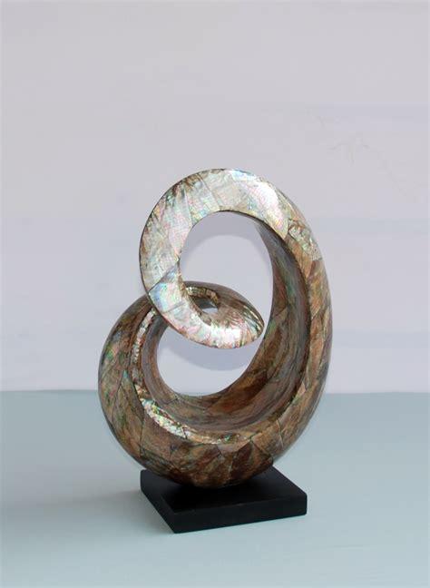 mother  pearl abstract sculpture   vietnam ha