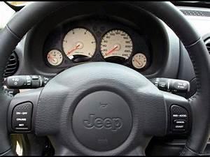 2004 Jeep Liberty Sport 3 7 L V6 Manual Suv