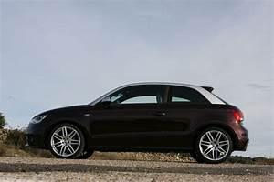 Audi A1 Tfsi 185 : prueba audi a1 1 4 tfsi 185 cv s tronic exclusive 13 periodismo del motor ~ Melissatoandfro.com Idées de Décoration
