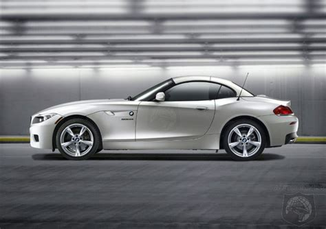 Bmw Z4 V8 by 2010 Bmw Z4 Gt3 With M3 V8 Engine Autospies Auto News