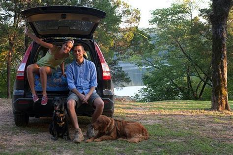 we couldn t afford to rent an rv towing a trailer would be ideal but what if we needed to go