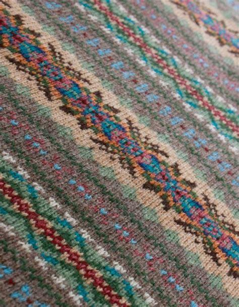 fair isle knitting fair isle knitting charts pinterest