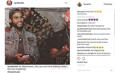 dave east   tyra banks career advice