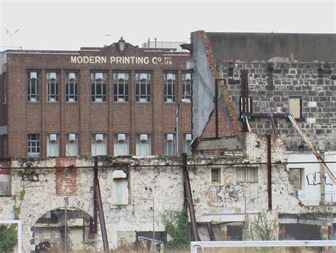 melbourne abandoned warehouse wintermute photos