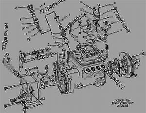 7c8928 Pump Group-gov  U0026 Fuel Inj - 7c8928
