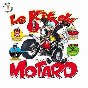 Cadeau Pour Un Motard : t shirt kit du motard ~ Melissatoandfro.com Idées de Décoration