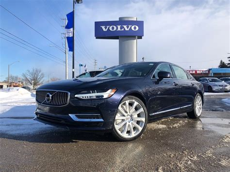 Volvo S90 2019 by New 2019 Volvo S90 T8 Eawd Inscription N23972 91537 2
