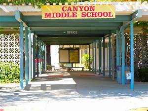 Canyon Middle School Rated 'High-Performing' | Castro ...