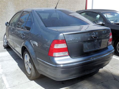 how make cars 2004 volkswagen jetta electronic toll collection 2004 vw jetta gls parts car stock 005445