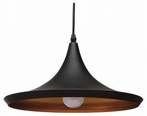 Euclid single bulb pendant light by nuevo hgml