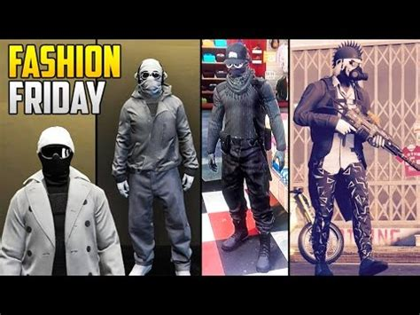 GTA 5 Online FASHION FRIDAY! (Winter Outfits Scooby-Doo Gang u0026 Much More) - YouTube
