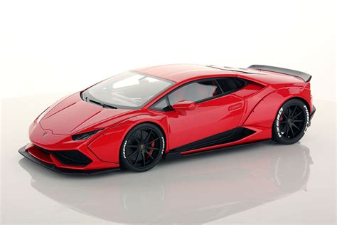 And Lamborghini by Lamborghini Huracan Aftermarket 1 18 Mr Collection Models