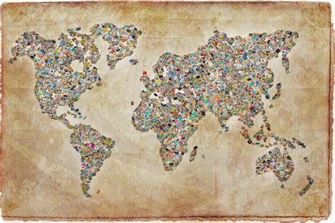 Photo De Carte Du Monde Vintage by Papier Peint Carte Du Monde Photos Texture Vintage