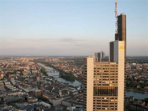 Commerzbank Tower Frankfurt Tourism