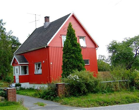 traditional homes and interiors typical house in a photo from vestfold south