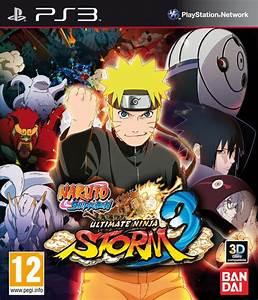 Naruto Shippuden Ultimate Ninja Storm 3 Ps3 Zavvi