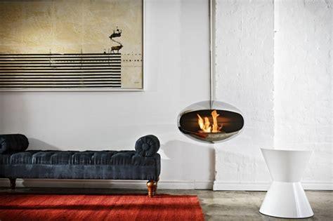 Offene Feuerstelle Wohnzimmer