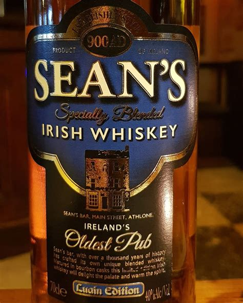 seans irish whiskey company productservice  review