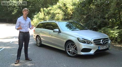 Mercedes Benz E Class Estate Reviewed By Whatcar