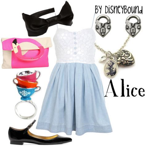 A new Alice | DisneyBound