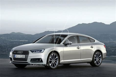 Image Gallery New Audi A5 Sportback