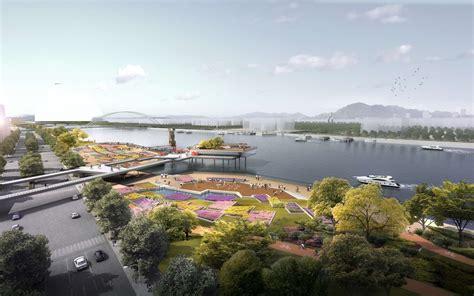 waterfront landscape nansha waterfront landscape obermeyer engineering consulting beijing co ltd