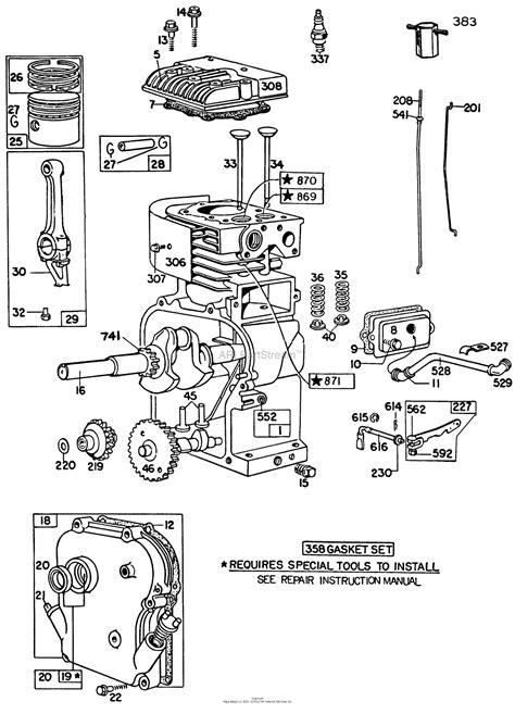 16 Hp Brigg Part Diagram by Toro Professional 62933 5 Hp Lawn Blower 1988 Sn
