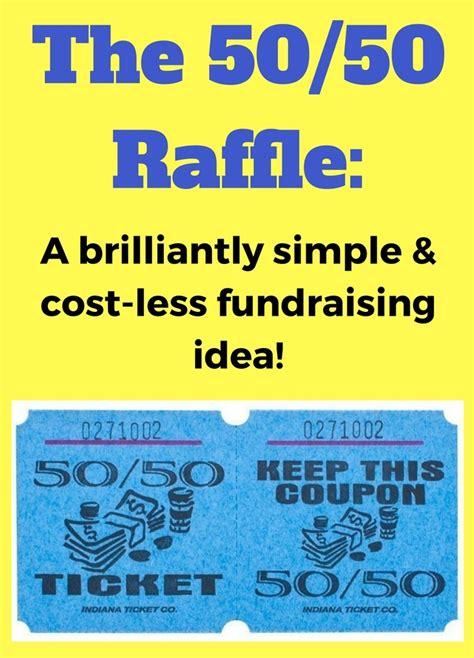 raffle fundraiser  easiest fundraiser