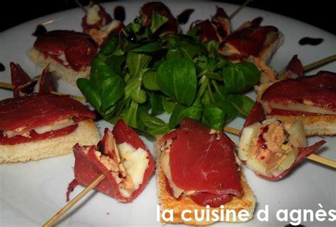 bouch 233 es au magret fum 233 et foie gras de canard la cuisine d agn 232 sla cuisine d agn 232 s