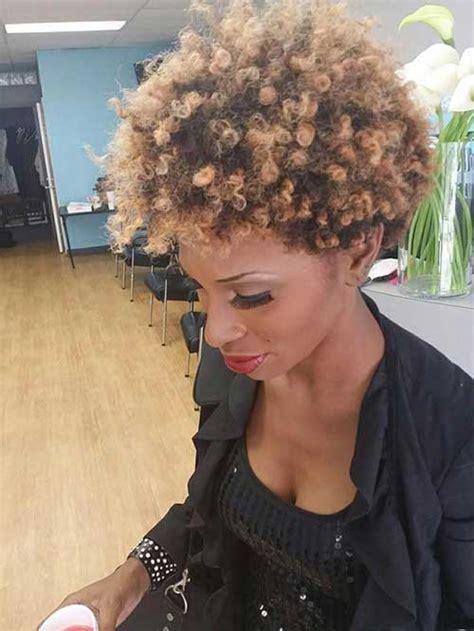20 good short curly hair for black women short