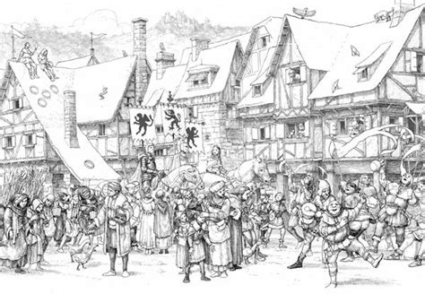 work  levi pinfold arena  blog coloring pages
