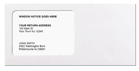 sample mail piece letterhub