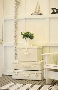 Möbel Streichen Vintage : trendy m bel aus alten koffern zum selbermachen wohnzimmer pinterest alte koffer koffer ~ Markanthonyermac.com Haus und Dekorationen