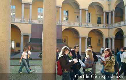 Universita Pavia Giurisprudenza by Biblioteche Pavia