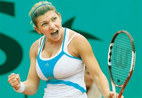 Simona HALEP - Olympic Tennis | Romania