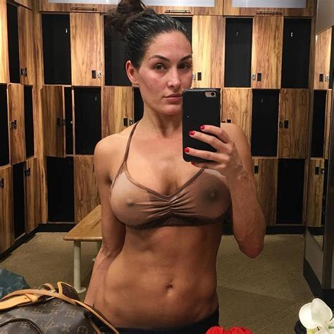 WWE Diva Nikki Bella Nude Photo Leaked Nude Video With John Cena Scandal Planet